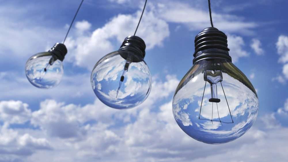 Erkenntnis Glühbirne